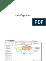 sped841 m3 unit organizer