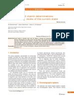 Amino Acid and Vitamin Determinations-HPTLC