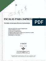 Escalas Para Improvisar - Todos Instrumentos