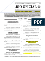 De Decreto 89 Do 78 Tomo 395 30042012 Reglamento General de Prevencion de Riesgos en Los Lugares de Trabajo