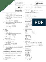 Física - Caderno de Resoluções - Apostila Volume 4 - Pré-Universitário - Física1 - Aula18