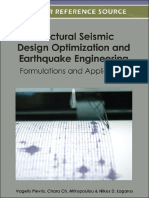 Structural Seismic Design Optimization
