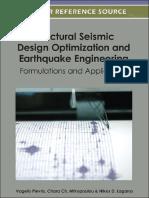 Structural Seismic Design Optimization