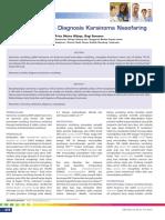 08_254Deteksi Dini Dan Diagnosis Karsinoma Nasofaring