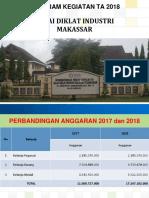 Program Kerja Bdi Mks 2018