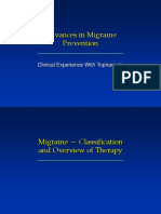 35 Mm - Migraine Prevention Slides