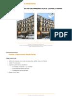 Dossier Edificio Corredera Baja de San Pablo