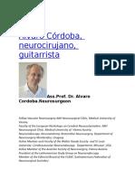 Alvaro Cordoba Curriculum Mixto