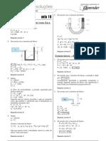 Física - Caderno de Resoluções - Apostila Volume 4 - Pré-Universitário - Física3 - Aula16
