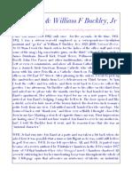 Ayn Rand & William F Buckley, JR