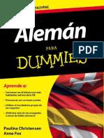 Aleman Para Dummies PDF