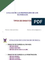 1. Ensayo Dureza