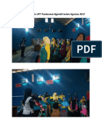 Kegiatan Prolanis UPT Puskesmas Bgendit Bulan Agustus 2017