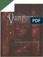 Vampiro Requiem Nuevo WoD