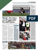 La Provincia Di Cremona 10-09-2017 - Interviste