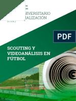 CUE Scouting y Videoanalisis Futbol