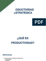 1.5.1 Productividad Estrategica