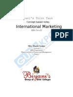 International Mkt