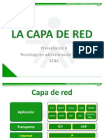 LA CAPA DE RED