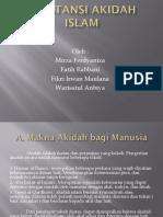 Substansi Akidah Islam.pptx