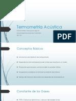 Termometria Acustica