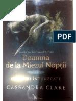 Cassandra Clare-Doamna de La Miezul Noptii