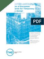 Twf2014.01 Use of European Standards for Tw Design 24 November 2014 Final