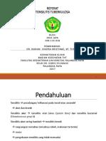 PPT Tonsilitis TB