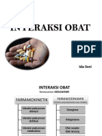 INTERAKSI OBAT FKTL