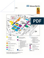 Exhibition Grounds ITB Berlin 2014