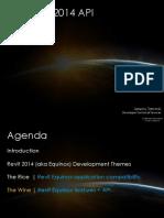 Revit 2014 API Presentation Slides