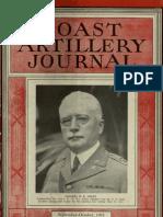 Coast Artillery Journal - Oct 1932