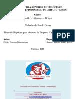 Escola Superior de Negócios e Empreendedorismo de Chibuto
