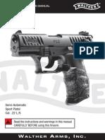 Instruction Manual P22Q