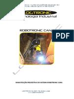 Manutenção Preventiva Robotronic Cana