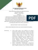 Perbawaslu No. 1 Tahun 2016 ttg Perubahan Keempat Perbawaslu No. 10 Th 2012.pdf