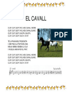 20.  Cançó Del Cavall