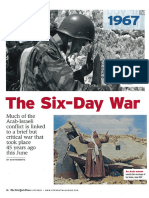 Upfront Article - Six-Day War
