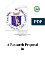 Assessment and Intervention_Research Proposal