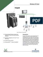 PDS Wireless IO