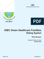 IGBC Green Healthcare Facilties