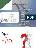 Proses pembuatan asam sulfat kegunaan dan fungsi