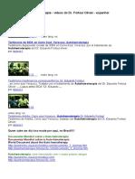 Auto-Hemoterapia - Videos Do Dr. Fortoul Olivier - Espanhol