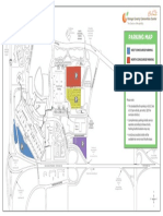 Orange County Convention Center Parking Map