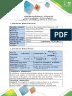 Guía de actividades y rúbrica de evaluación - Etapa 2 - Planificación (1)