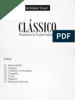 Manual de Identidade Visual - Clássico (1)