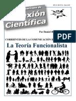 Teoria funcionalista