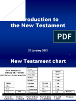 Introduction to New Testament