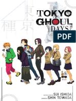 Tokyo Ghoul - Volume 01 - Days [VIZ]