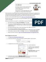 Free Web Host Instructions